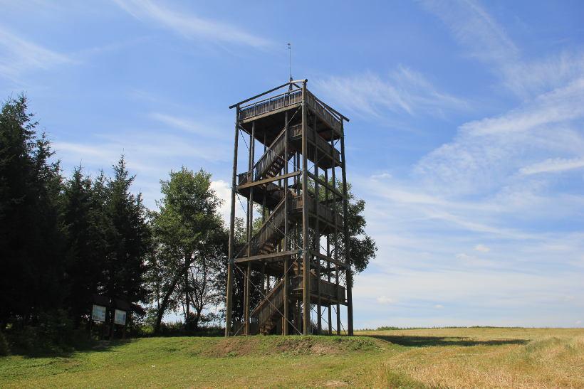 Wieża widokowa - Czechy