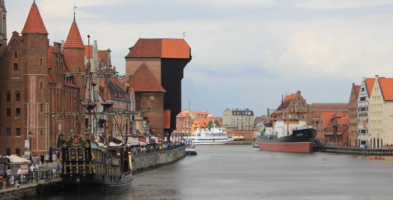 Atrakcje turystyczne Gdańska