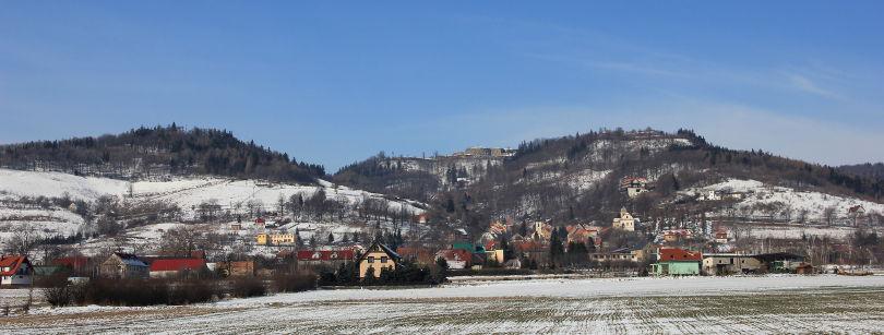 Przełęcz Srebrnogorska
